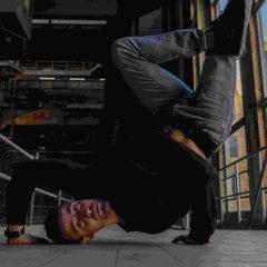 Diogo Nogueira - breakdance docent